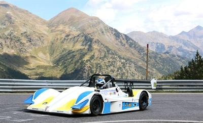 Pujada a Ordino 2017 Automòbil Cub d'Andorra